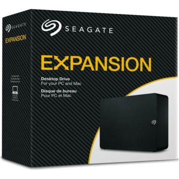SEAGATE EXPANSION Asztali Külső HDD 6TB USB 3.0 Fekete STKP6000400