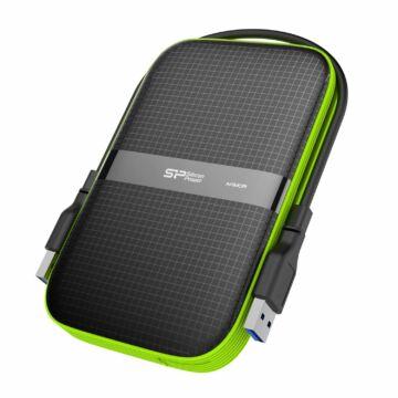 """Silicon Power Armor A60 5TB Külső Merevlemez [2,5"""", USB 3.0] IPX5 SP050TBPHDA60S3K"""