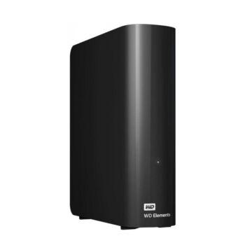 """Western Digital Elements  8TB 3.5"""" Külső Merevlemez [USB 3.0] WDBWLG0060HBK-EESN"""