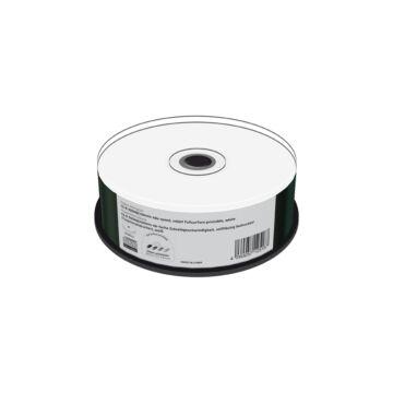 Mediarange CD-R 900Mb Nyomtatható Lemez - Cake (25) - MR243