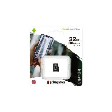 Kingston Canvas Select Plus 32GB microSD memóriakártya