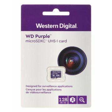 WDD128G1P0A WD 128GB Purple microSDXC UHS-I U3 [100MB/s]