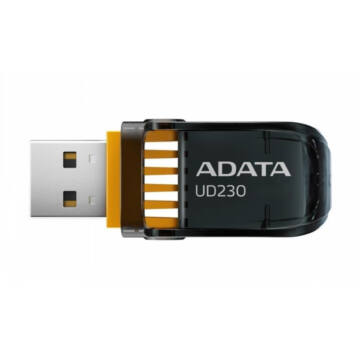 Adata UD230 16GB Pendrive USB 2.0 - Fekete