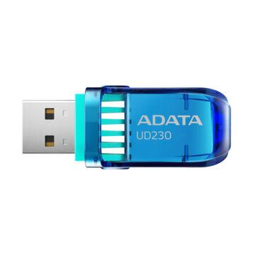 Adata UD230 64GB Pendrive USB 2.0 - Kék