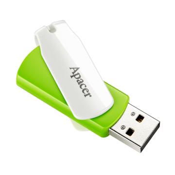 Apacer 16GB AH335 USB 2.0 Pendrive - Zöld