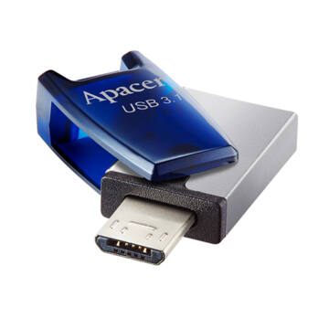 AP16GAH179U-1 Apacer 16GB AH179 OTG Pendrive [USB 3.1 + Micro USB]