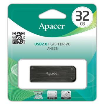 Apacer 32GB AH325 USB 2.0 Pendrive