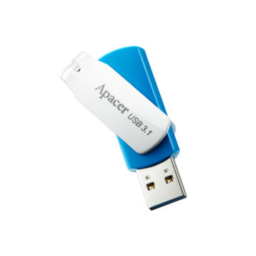 AP64GAH357U-1 Apacer 64GB AH357 USB 3.1 Pendrive