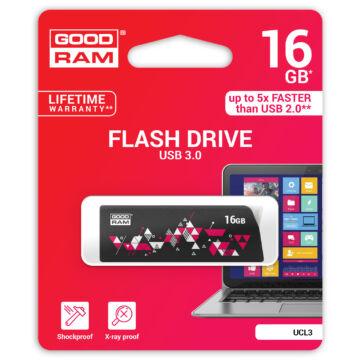 GOODRAM UCL3 PENDRIVE 8GB USB 3.0 Mintás