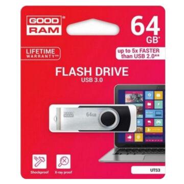 UTS3-0640K0R11 Goodram 64GB UTS3 USB 3.0 pendrive - fekete