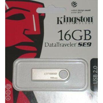 Kingston DataTraveler SE9 16GB Pendrive USB 2.0 (DTSE9H/16GB) - DTSE9H_16GB
