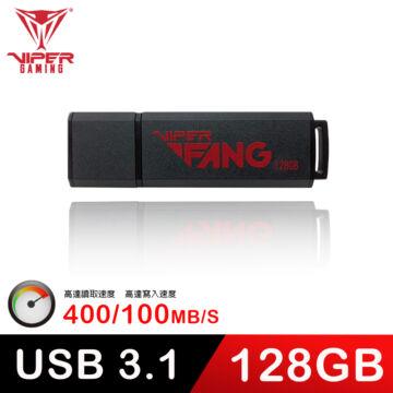 Patriot Viper Fang Gaming 128GB pendrive