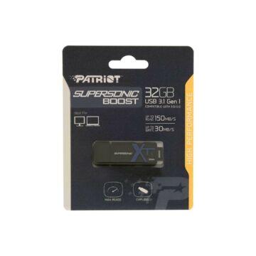 Patriot 32GB Supersonic XT Boost USB 3.0 (Max 150MB/s) USB memória PEF32GSBUSB - PEF32GSBUSB