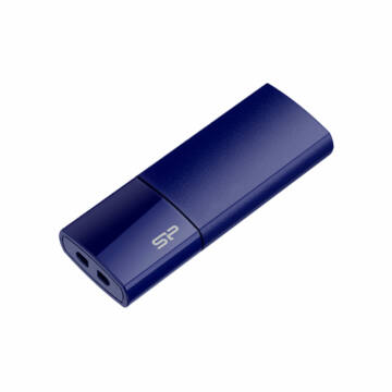 SP008GBUF3B05V1D Silicon Power 8GB Blaze Pendrive B05 USB 3.2 Kék