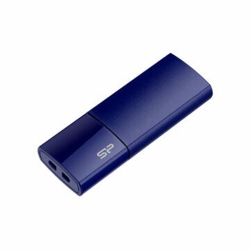 SP064GBUF3B05V1D Silicon Power 64GB Blaze Pendrive B05 USB 3.2 Kék