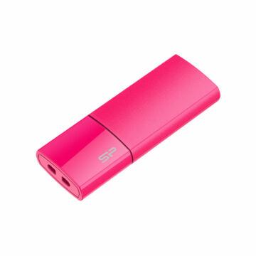 SP008GBUF3B05V1H Silicon Power 8GB Blaze Pendrive B05 USB 3.2 Pink