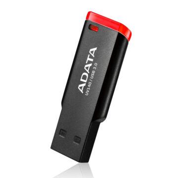 Adata UV140 32GB Pendrive USB 3.0 - Fekete / Piros (AUV140-32G-RKD) - AUV140_32G_RKD