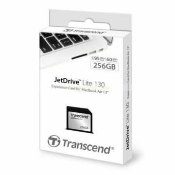 Transcend 256GB JetDrive Lite 130 [MacBook Pro Retina 13']  TS256GJDL130