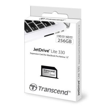 Transcend 256GB JetDrive Lite 330 [MacBook Pro Retina 13']  TS256GJDL330