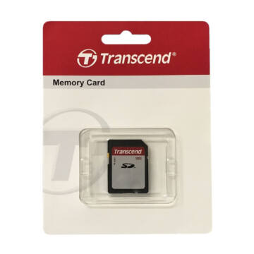 TS1GSD100I Transcend 1GB 100i Industrial SD Memóriakártya