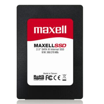 860122 Maxell 480 GB belső SSD meghajtó [300/270 MBps]