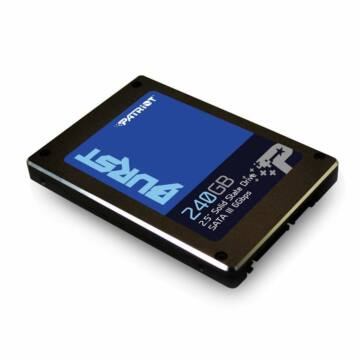"""Patriot Burst 240GB SSD Meghajtó [2.5""""/SATA3]"""