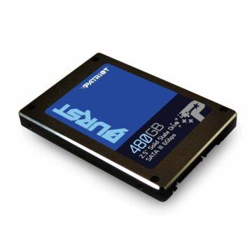 """Patriot Burst 480GB SSD Meghajtó [2.5""""/SATA3]"""