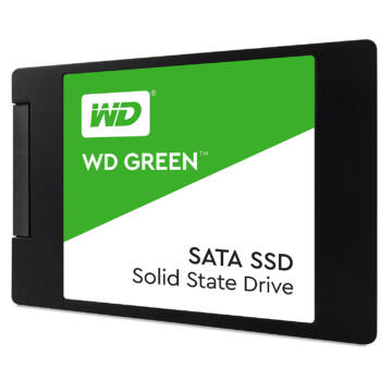 """WD Green 120GB SSD Meghajtó [2.5""""/SATA3]"""