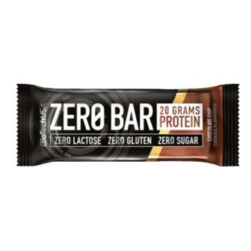 BioTech USA Zero Bar Fehérje Szelet Csokis Sütis Ízben 50 g