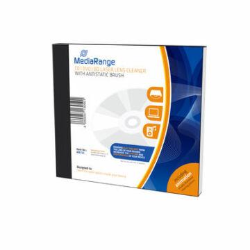 Mediarange CD-DVD-Blu Ray Lencsetisztító Mr725 - MR725