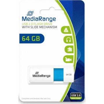 Mediarange 32GB 2.0 Pendrive Color Edition USB 2.0 - MR973