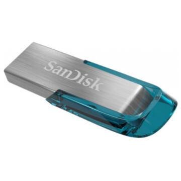 SanDisk Ultra Flair 128GB 150 MB/s Pendrive USB 3.0 Kék