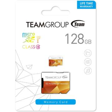 128GB Micro SDHC Team Group