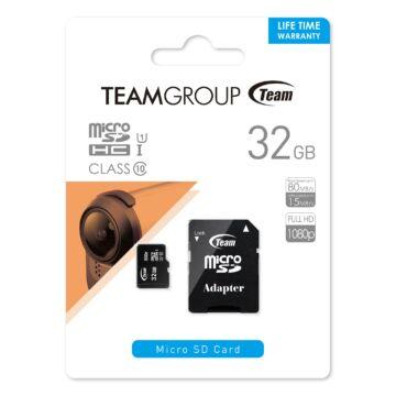 32GB Micro SDHC Team Group