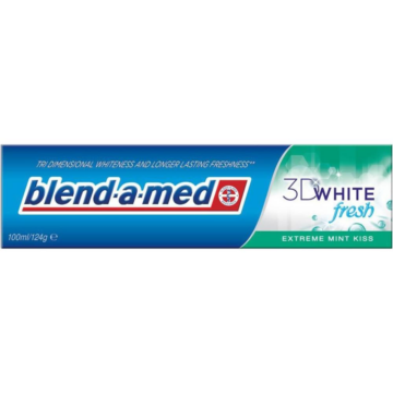 Blend-A-Med 3D White Extreme Mint Kiss