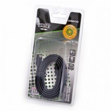 Omega Ocs1 SATA300 Belső Kábel 1M 41003