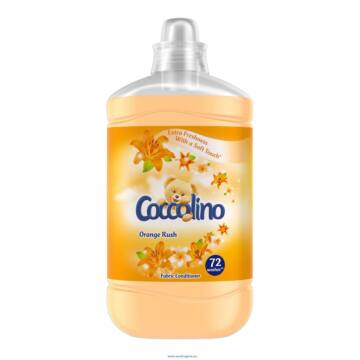 Coccolino Orange Rush 72mosás 1800ml