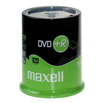 Maxell DVD+R 16X Lemez - Cake (100) - 275641.40.TW