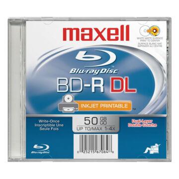 Maxell BD-R DL 50GB JWC (1) - 276081