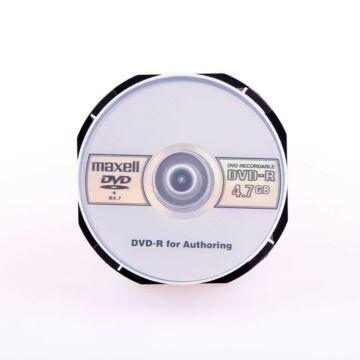 Maxell DVD-R Authoring Lemez - Cake (25) - 281578.25.TW