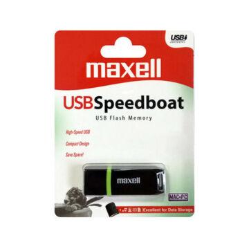 Maxell Speedboat 16GB Pendrive USB 2.0 - 855009.00.TW