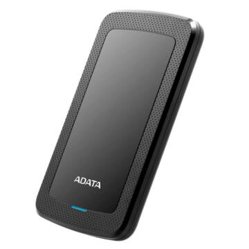 ADATA HV300 külső HDD 1TB 2.5 USB 3.1, fekete - AHV300-1TU31-CBK