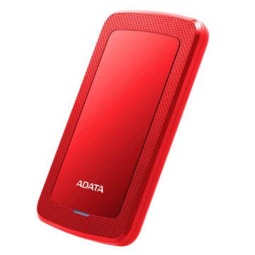 ADATA HV300 külső HDD 1TB 2.5 USB 3.1, piros - AHV300-1TU31-CRD