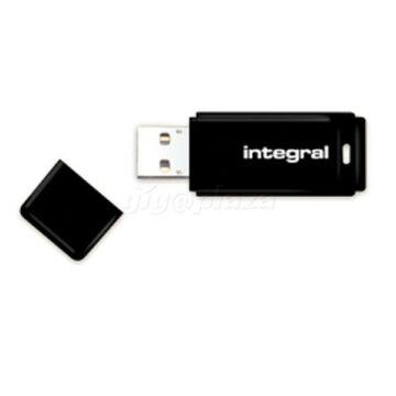 128GB Integral USB 2.0 pendrive - fekete - INFD128GBBLK