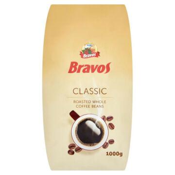 Bravos szemes kávé 1kg - KVB1000
