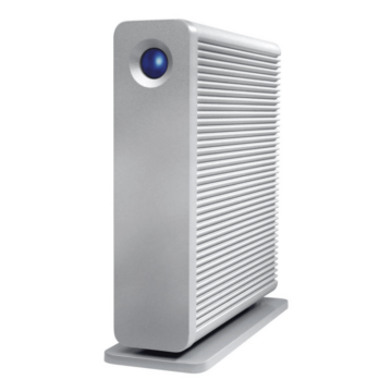 """LaCie q2 Quadra 4TB FW800 3.5"""" külső merevlemez, USB3.0 - LAC9000258EK"""