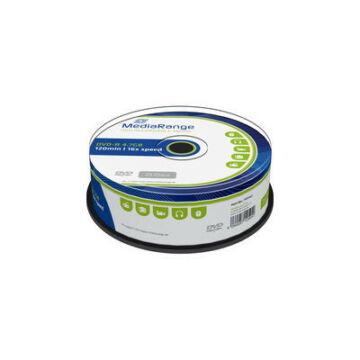 MediaRange DVD-R 16x 4,7GB Cake (25) - MR403