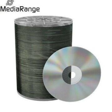 MediaRange DVD+R 16X Lemez Shrink (100) - MR423