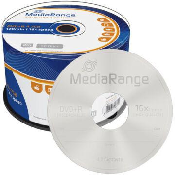 MediaRange DVD+R 16X Lemez Cake (50) - MR445