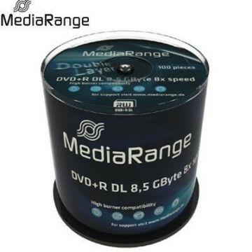MediaRange DVD+R 8x 8.5GB DL Cake (100) /MR470/ - MR470